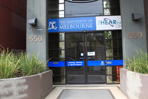 HEARing CRC Head Office